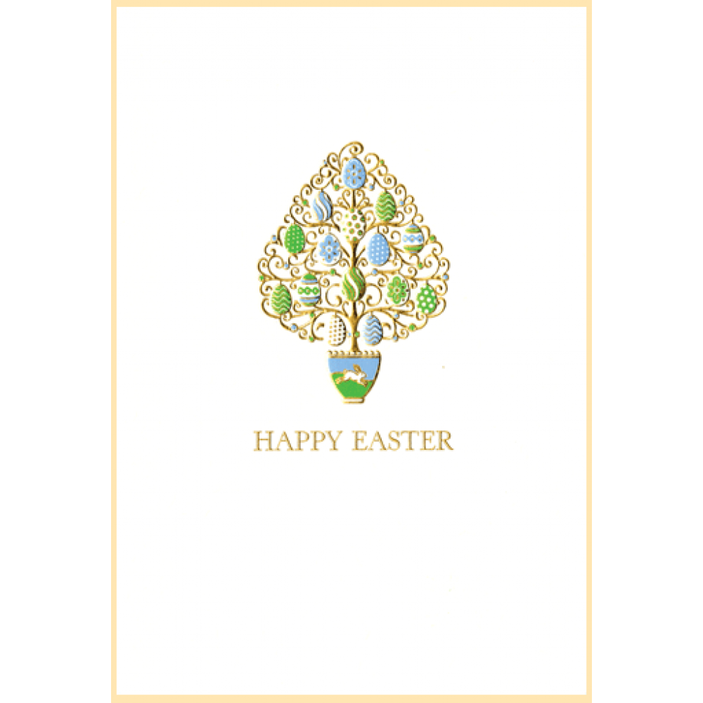 Easter - Intricate Egg Tree