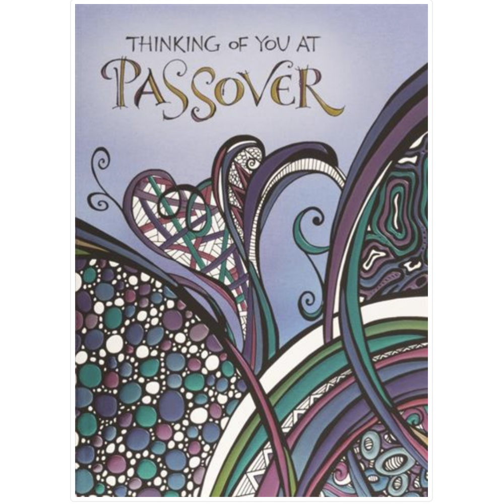 Passover - Thinking of You