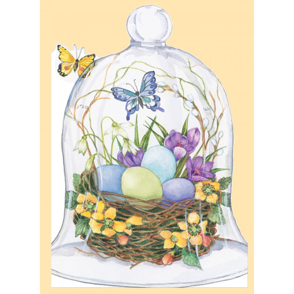 Easter - Die-Cut Egg Basket