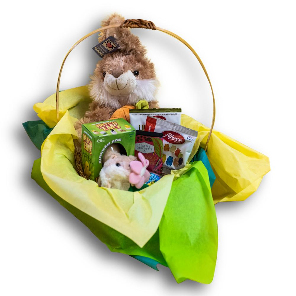 Easter Basket for One Person