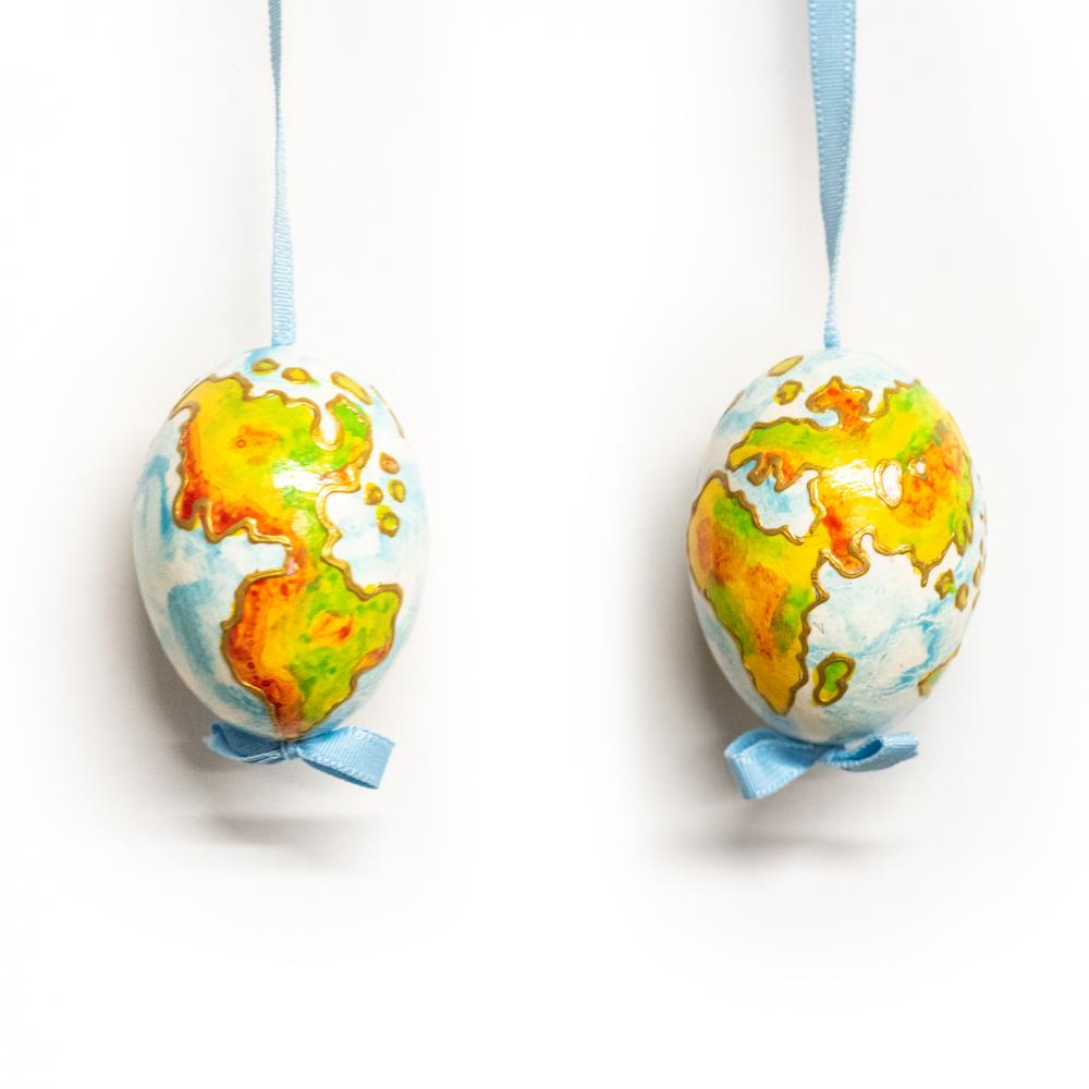 Color Globe Egg