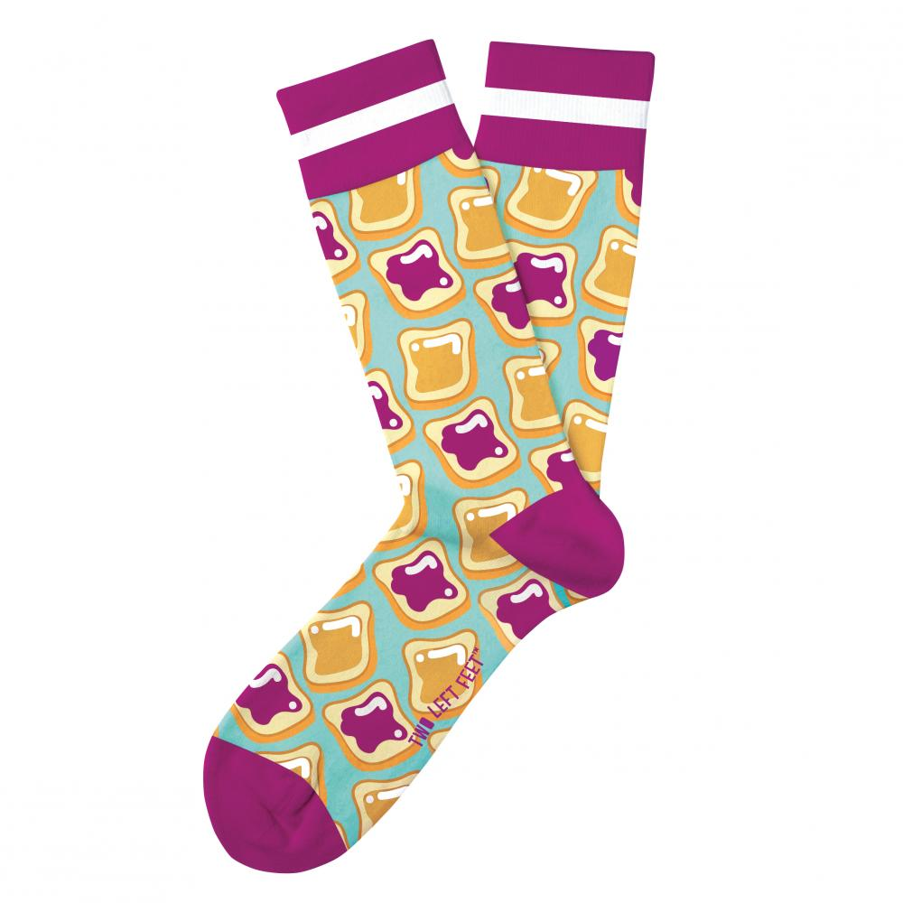 PB and J Socks
