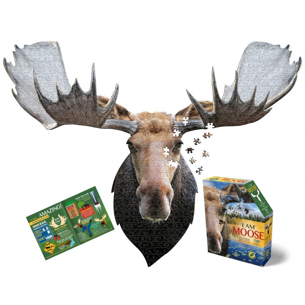 Puzzle 700pc I am Moose