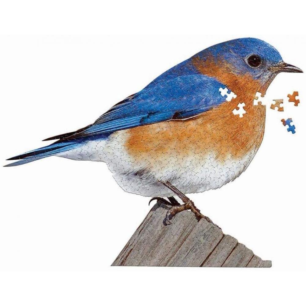 Puzzle 300pc I am Bluebird