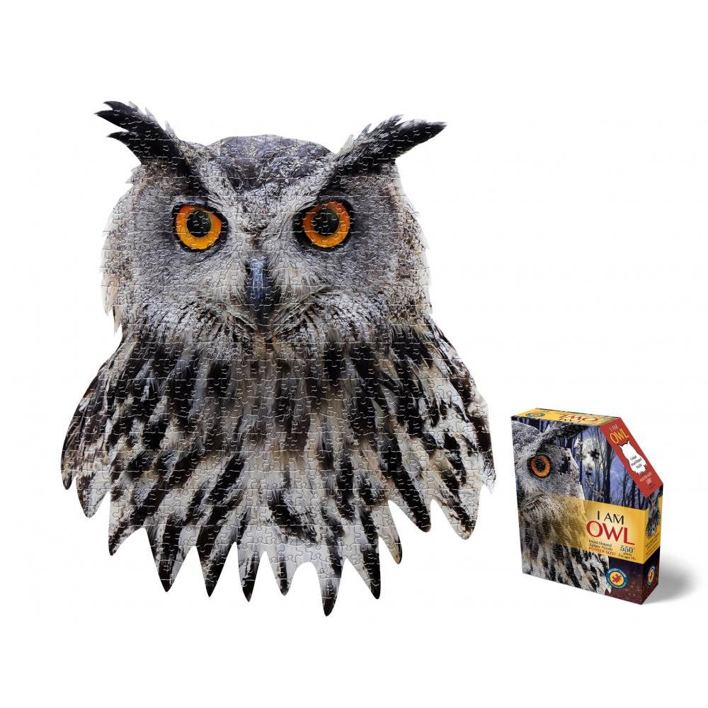 Puzzle 300pc I am Owl