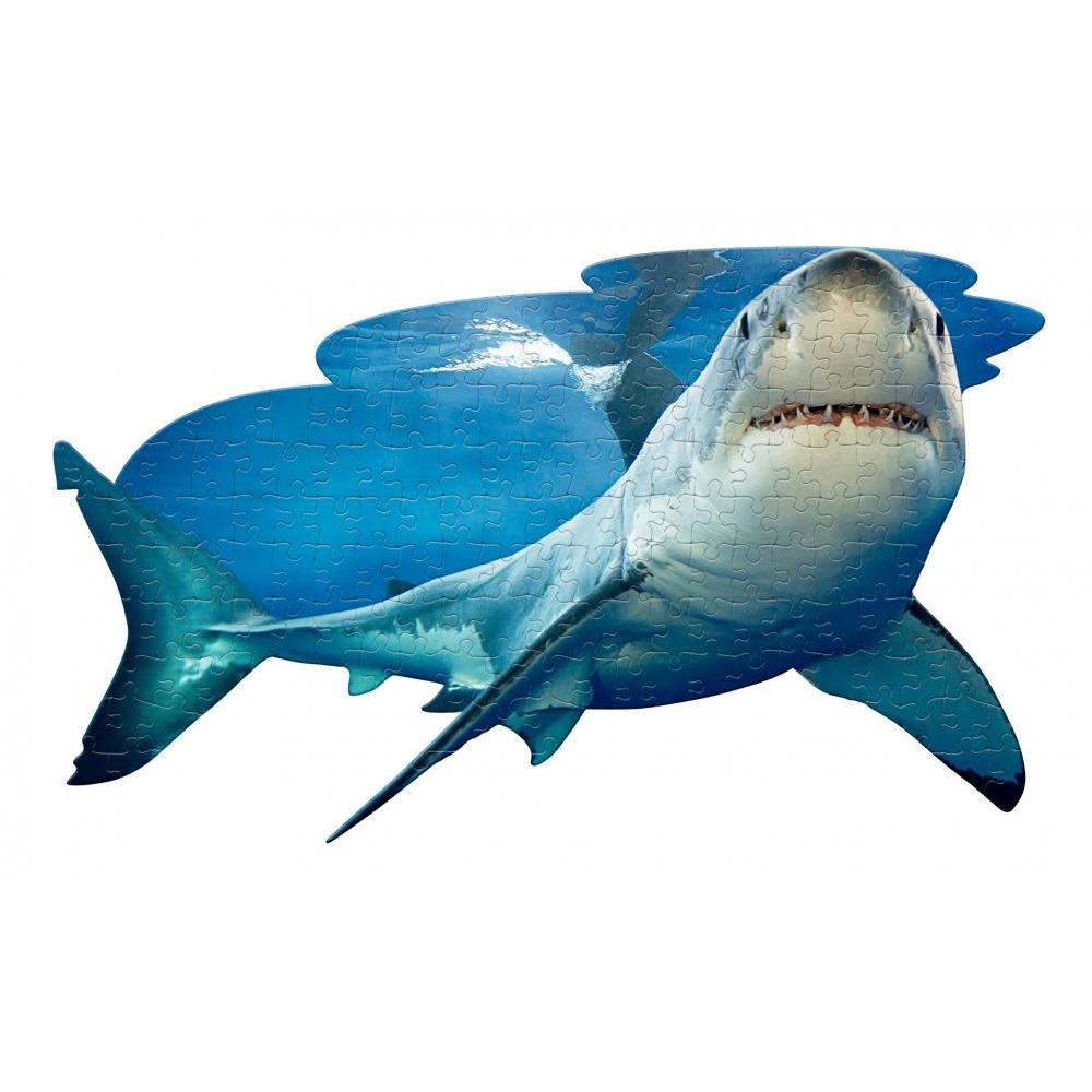 Puzzle 100pc I am LiL Shark