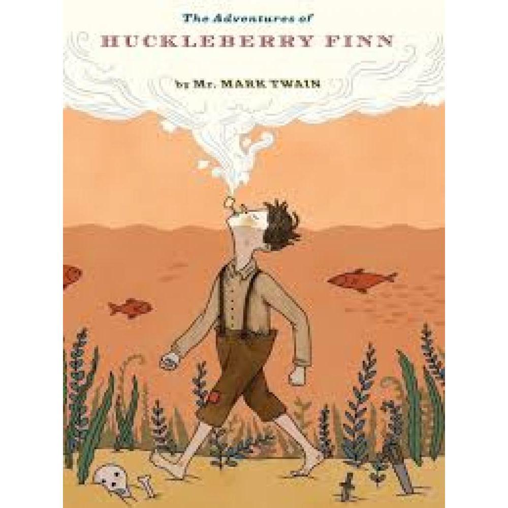 Penguin Random House Puzzle 500 Piece Huckleberry Finn