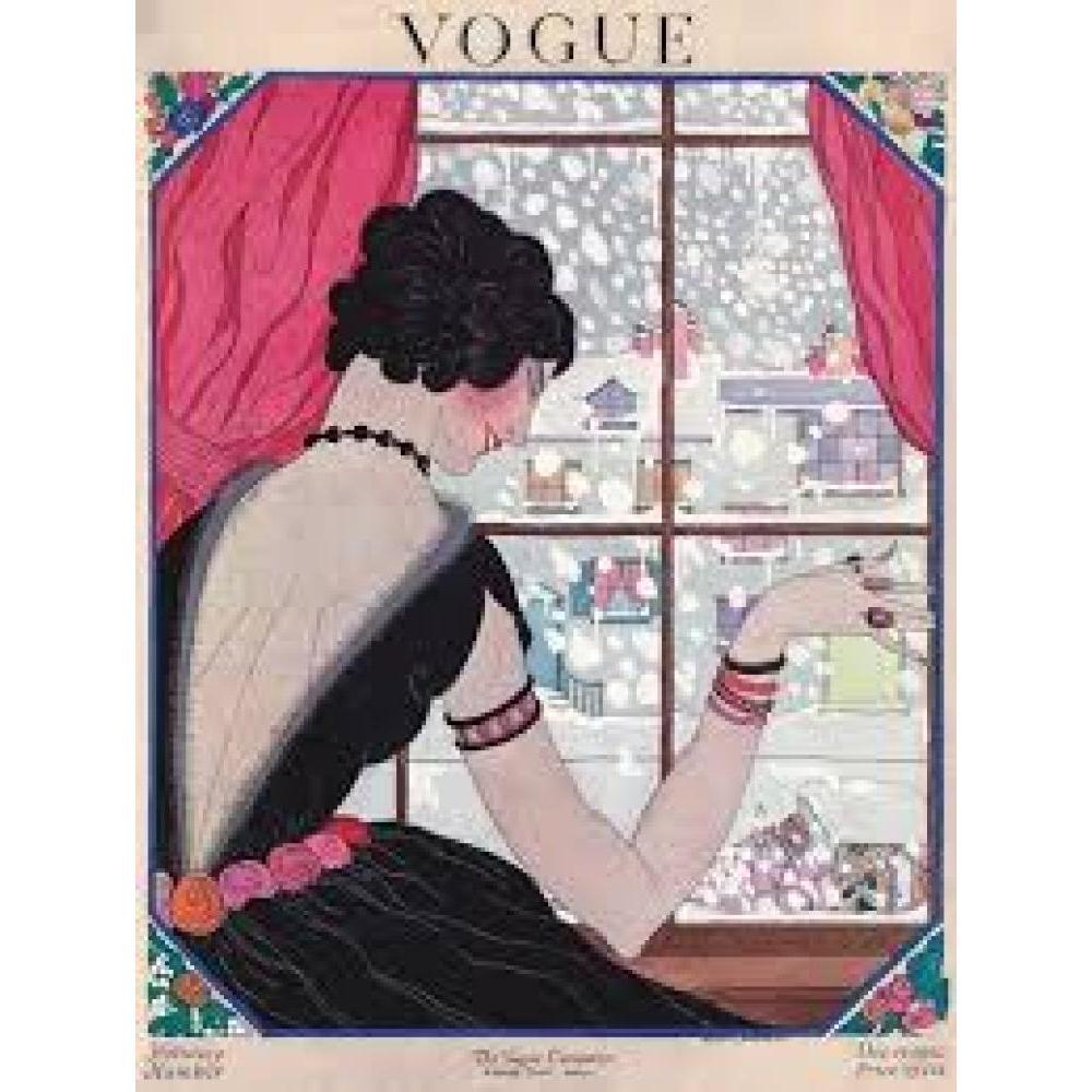 Vogue Puzzle 750 Piece Winter Splendor