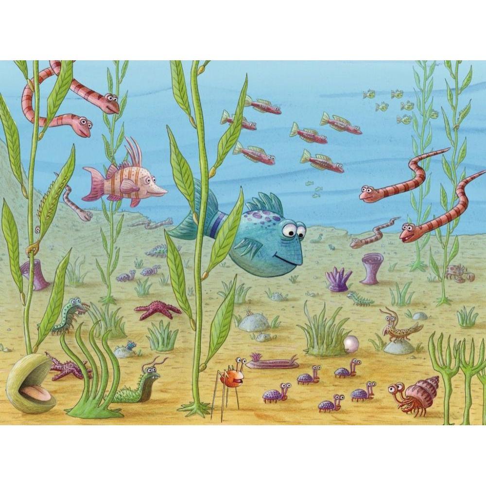 Pout Pout Fish Puzzle 24 Piece Pout Pout Hide ans Seek