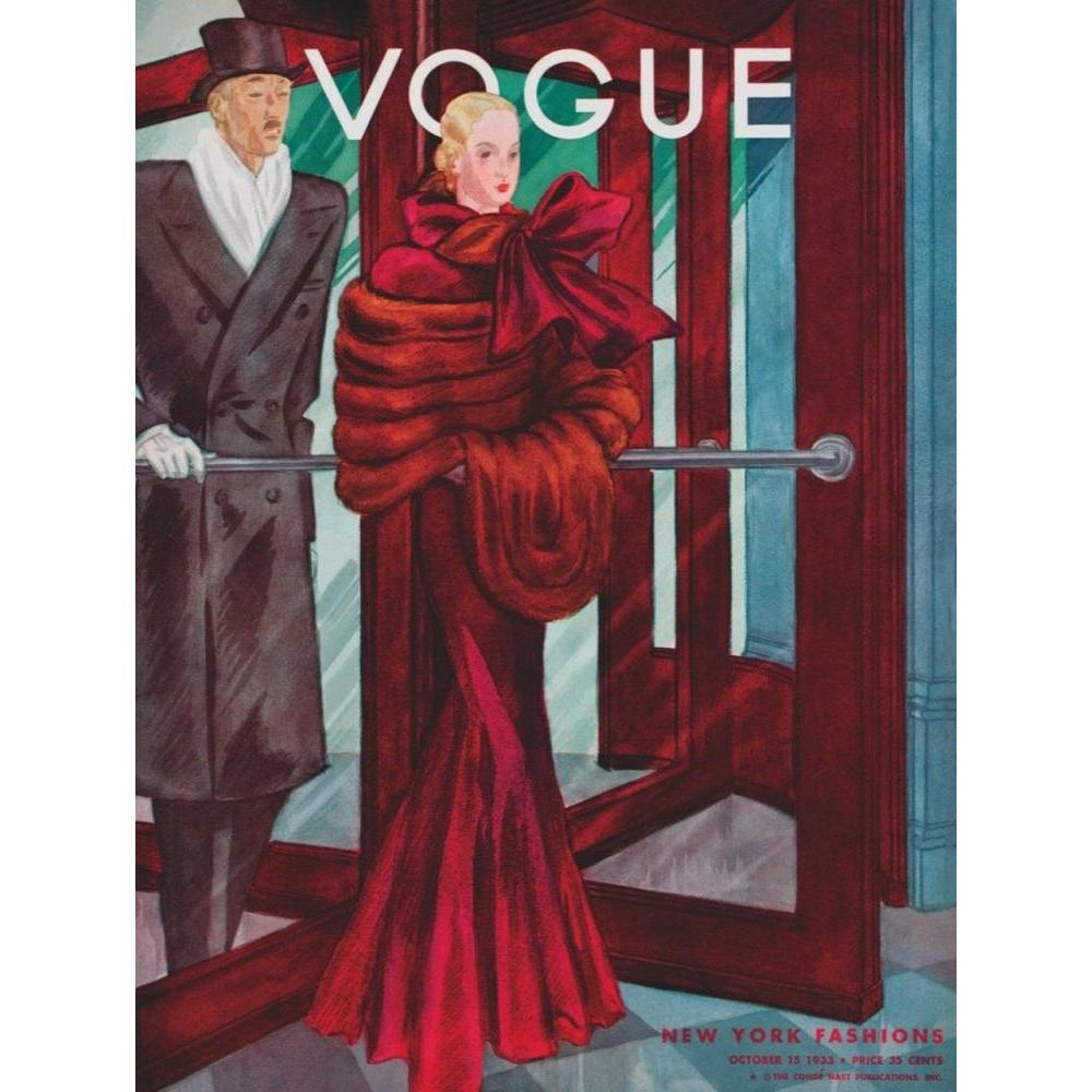 Vogue Puzzle 500 Piece A Night On The Town
