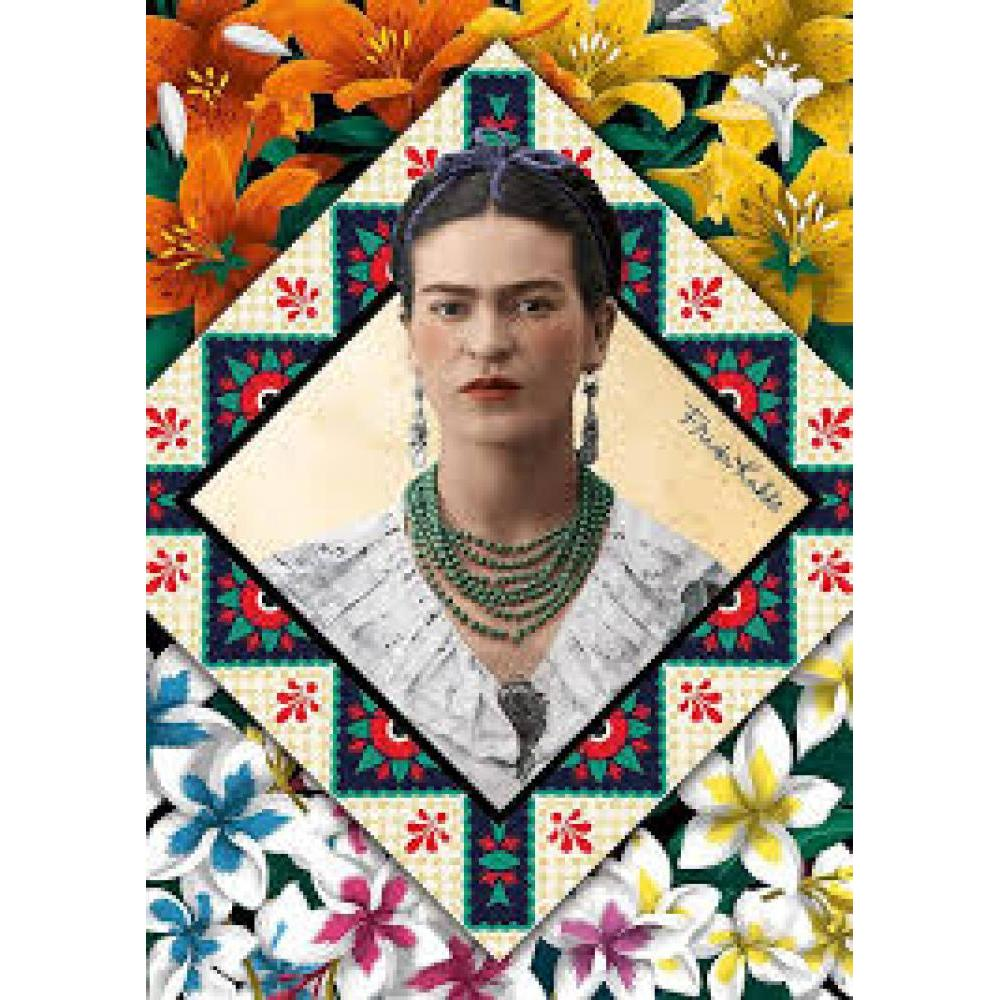 Educa Puzzle 500 Piece Frida Kahlo