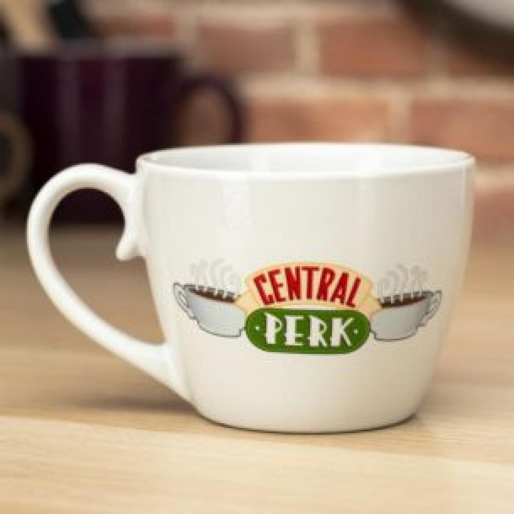Mug - Central Perk Cappuccino Mug