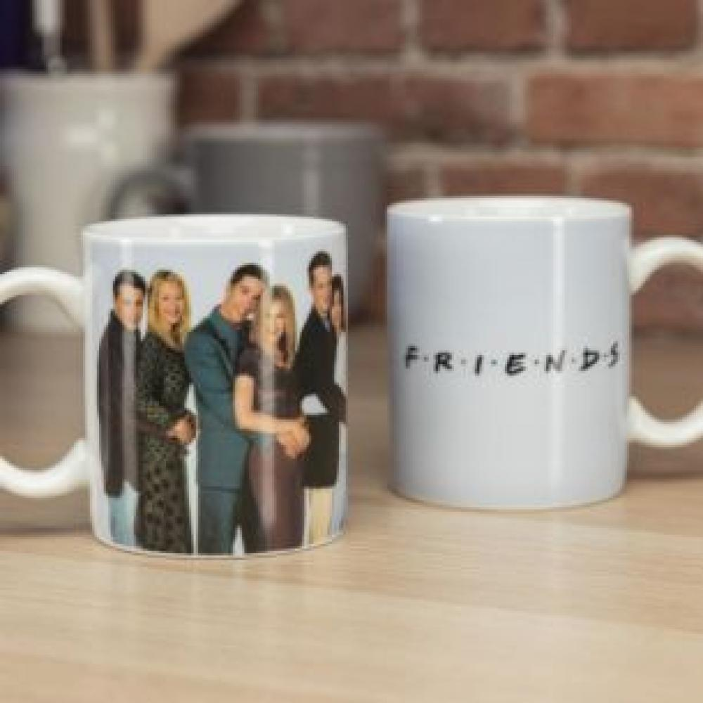 Mug - Friends Group Photo