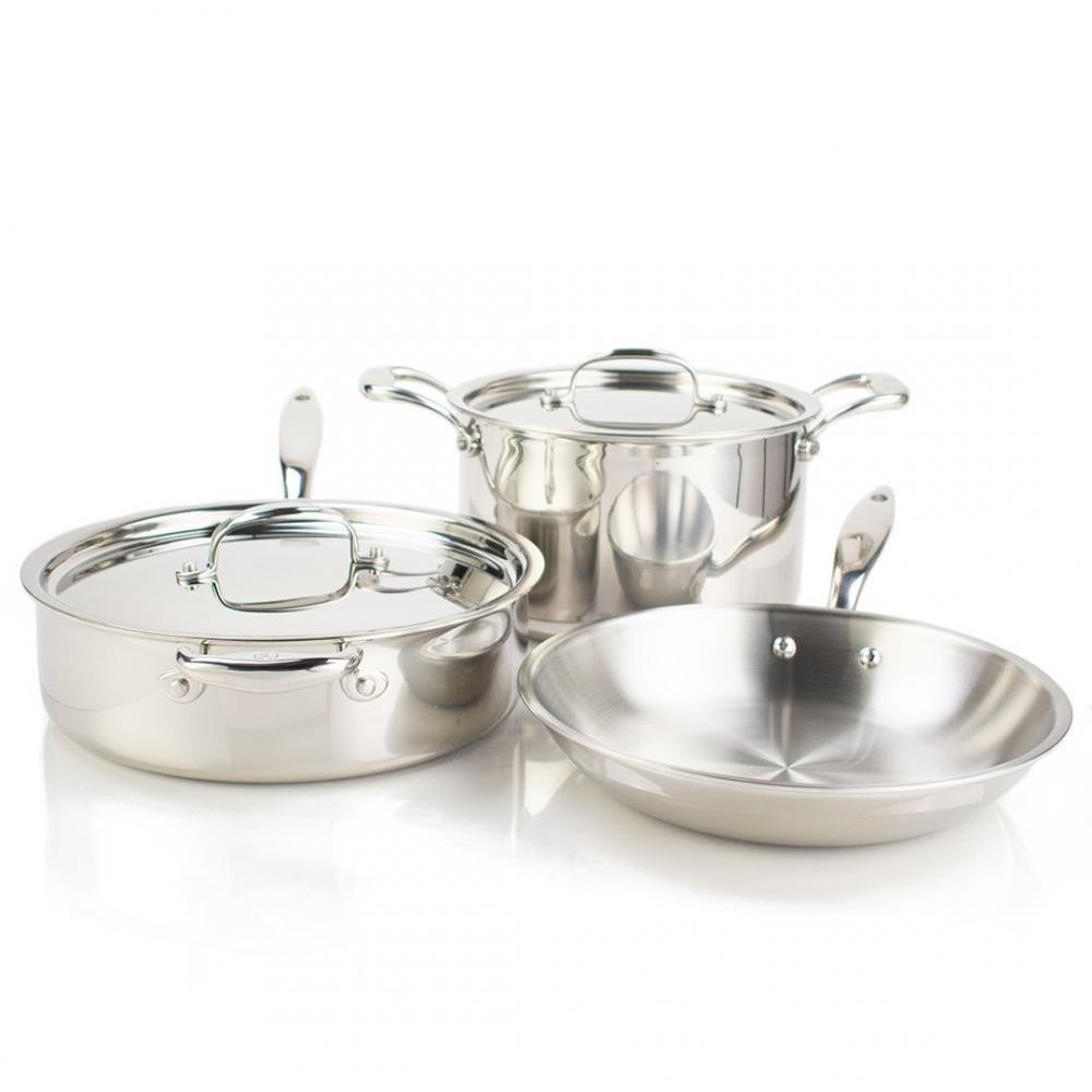 Cookware Set 5pc Essentials