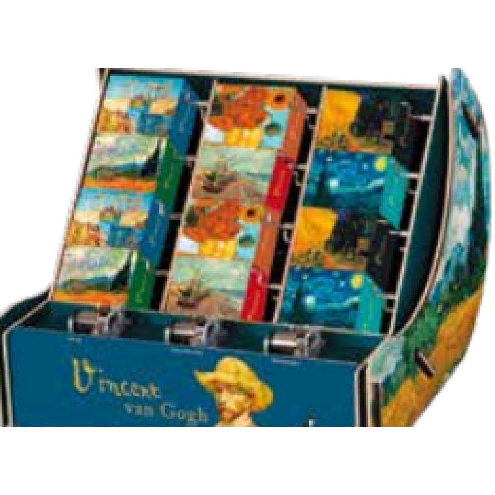 Music Box - Van Gogh Art