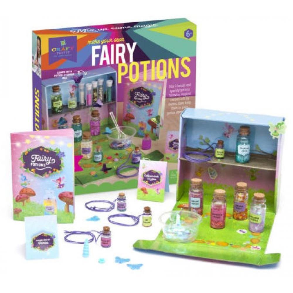Craft Tastic Fairy Potion Kit