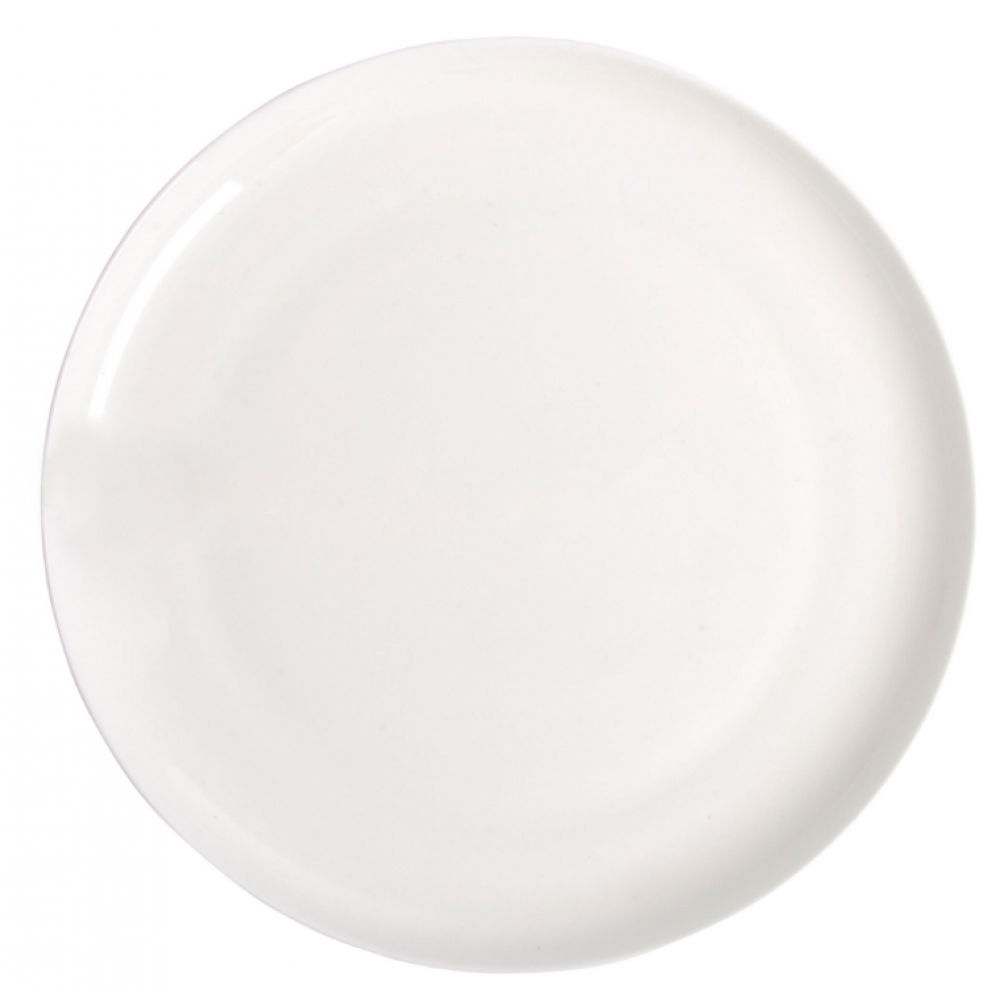 Stratford place Fine bone china white dinner plate