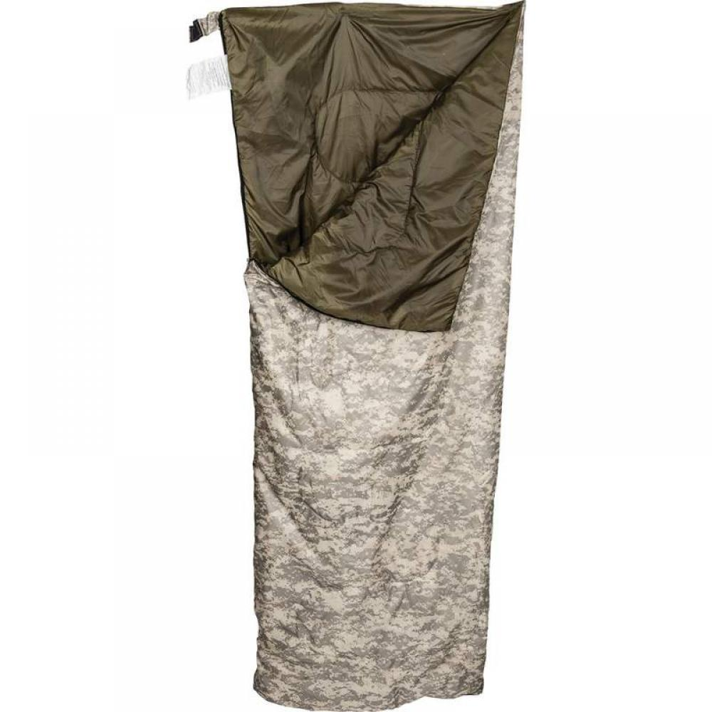 sleeping bag camo 28x73 in.