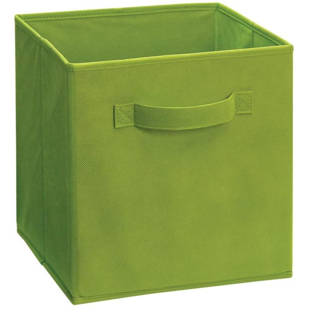 Storage Bin Green 11x11x11