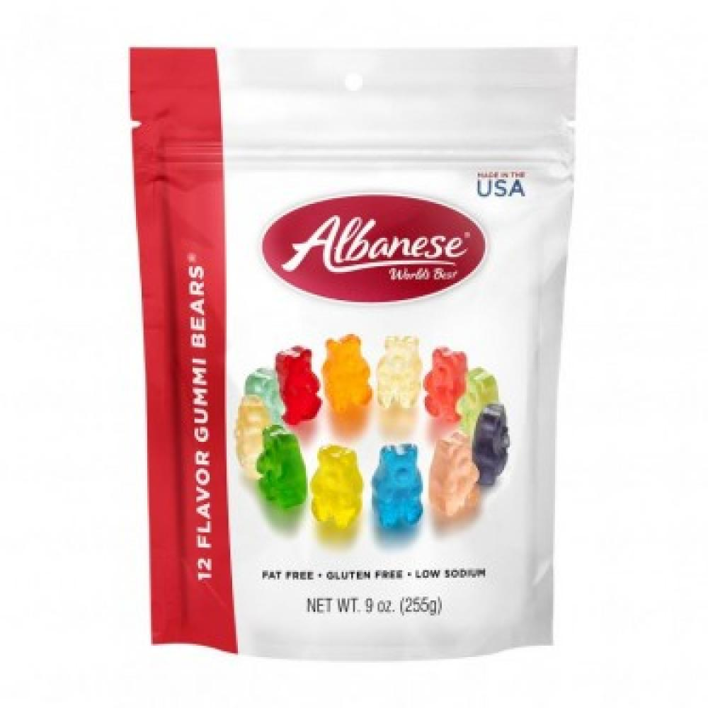 Gummie Bear Guesseted Bag