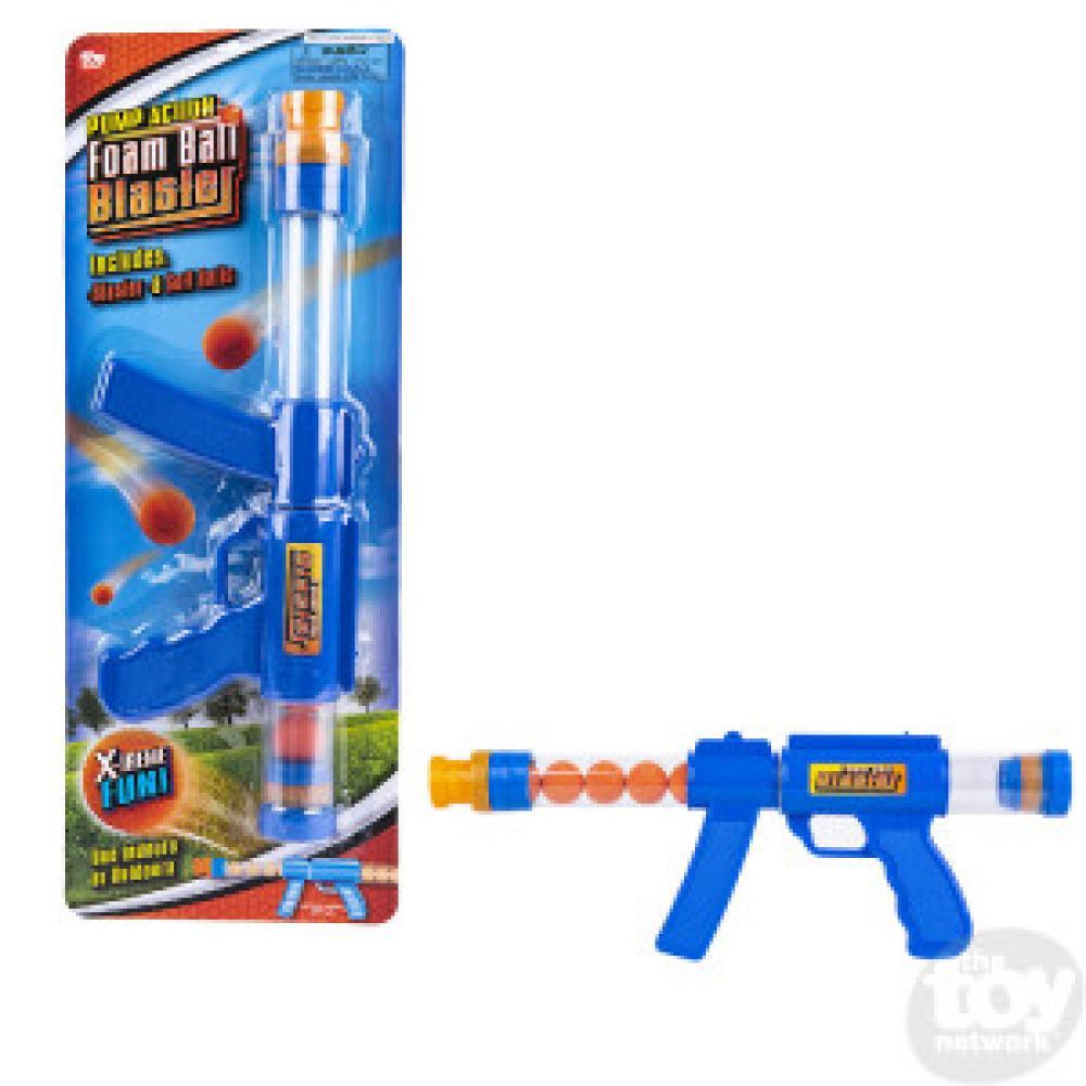 Foam Ball Blaster 16in