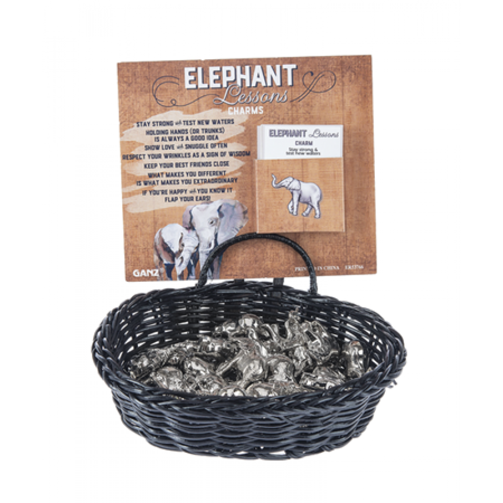 Pocket Charm - Elephant Lessons