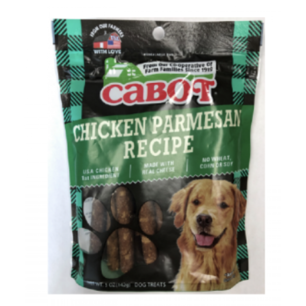 Dog Treat Cabot Chicken Parmesan