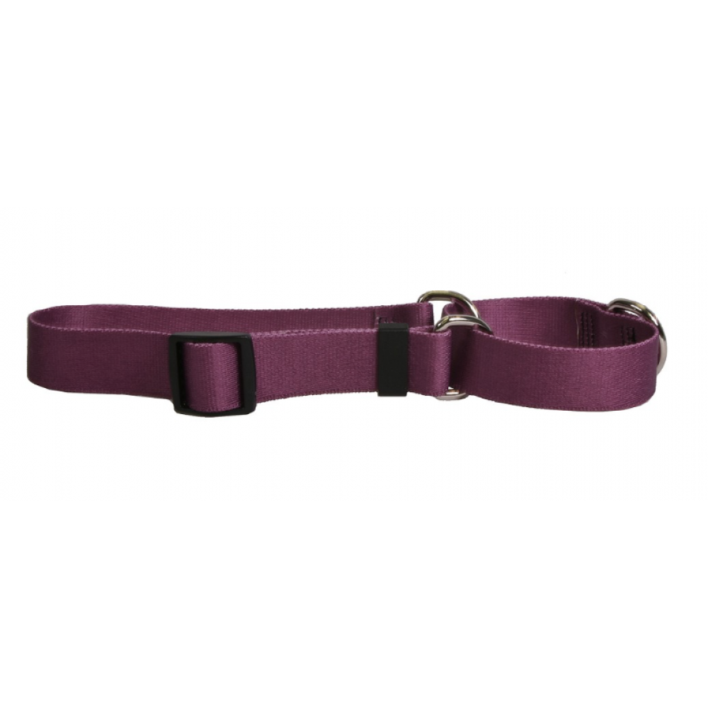 Cat Collar 8in-12in Plum