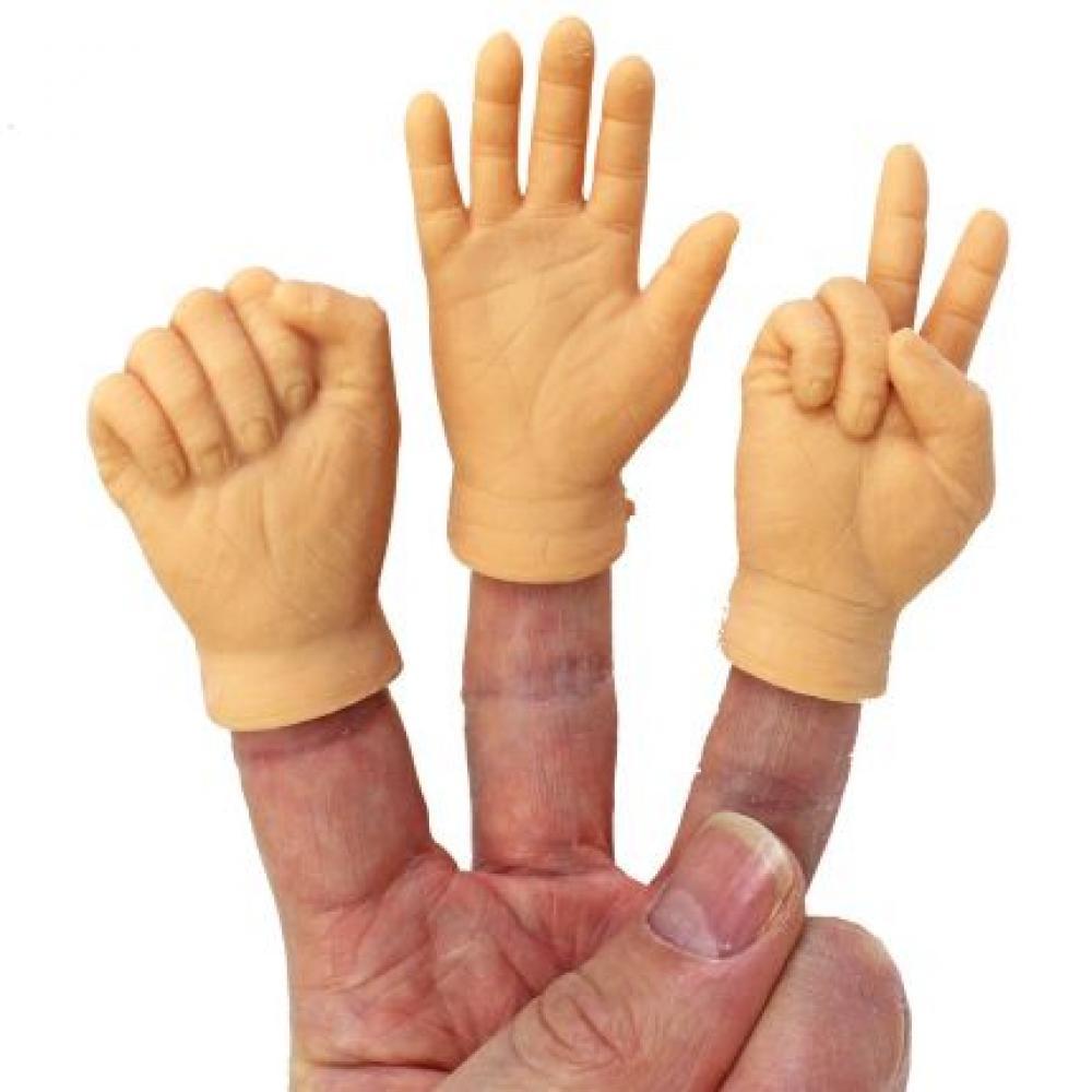 Hand Finger Puppet