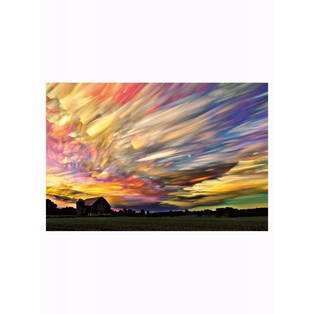 Sunset Spectrum 24in x 36in Poster