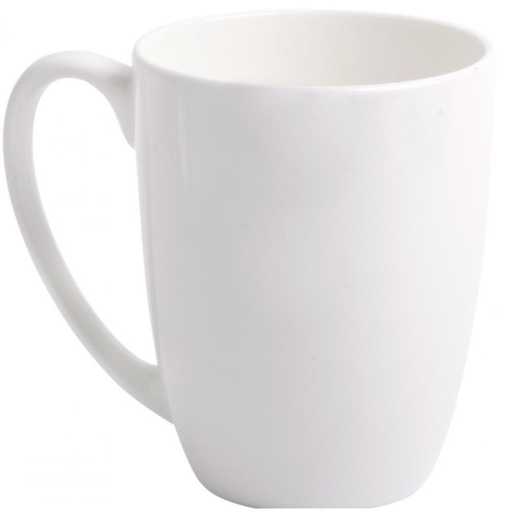 White Bone Mug 14 oz
