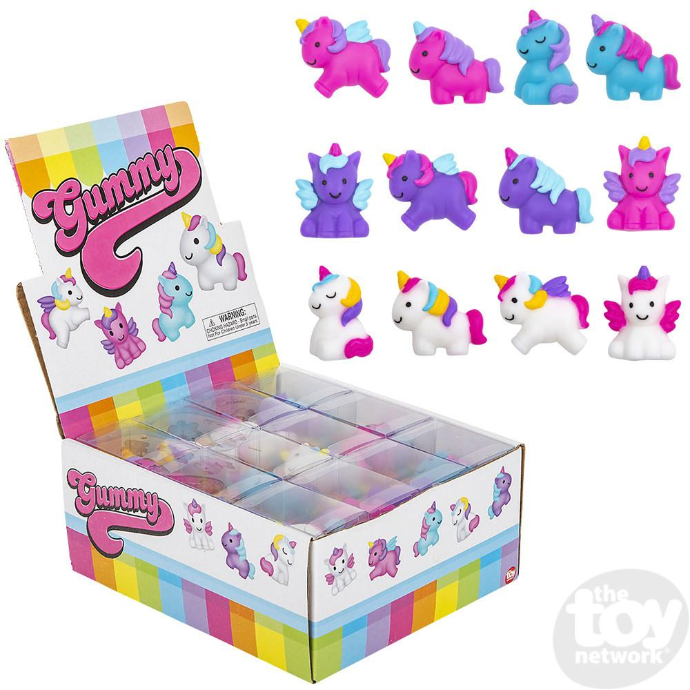 Gummy Unicorns 1.5in