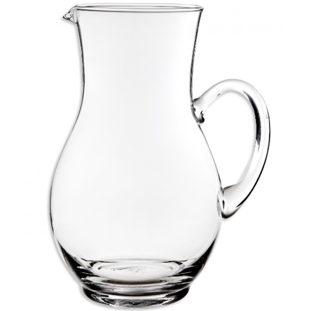 Clear Pitcher 98 Oz
