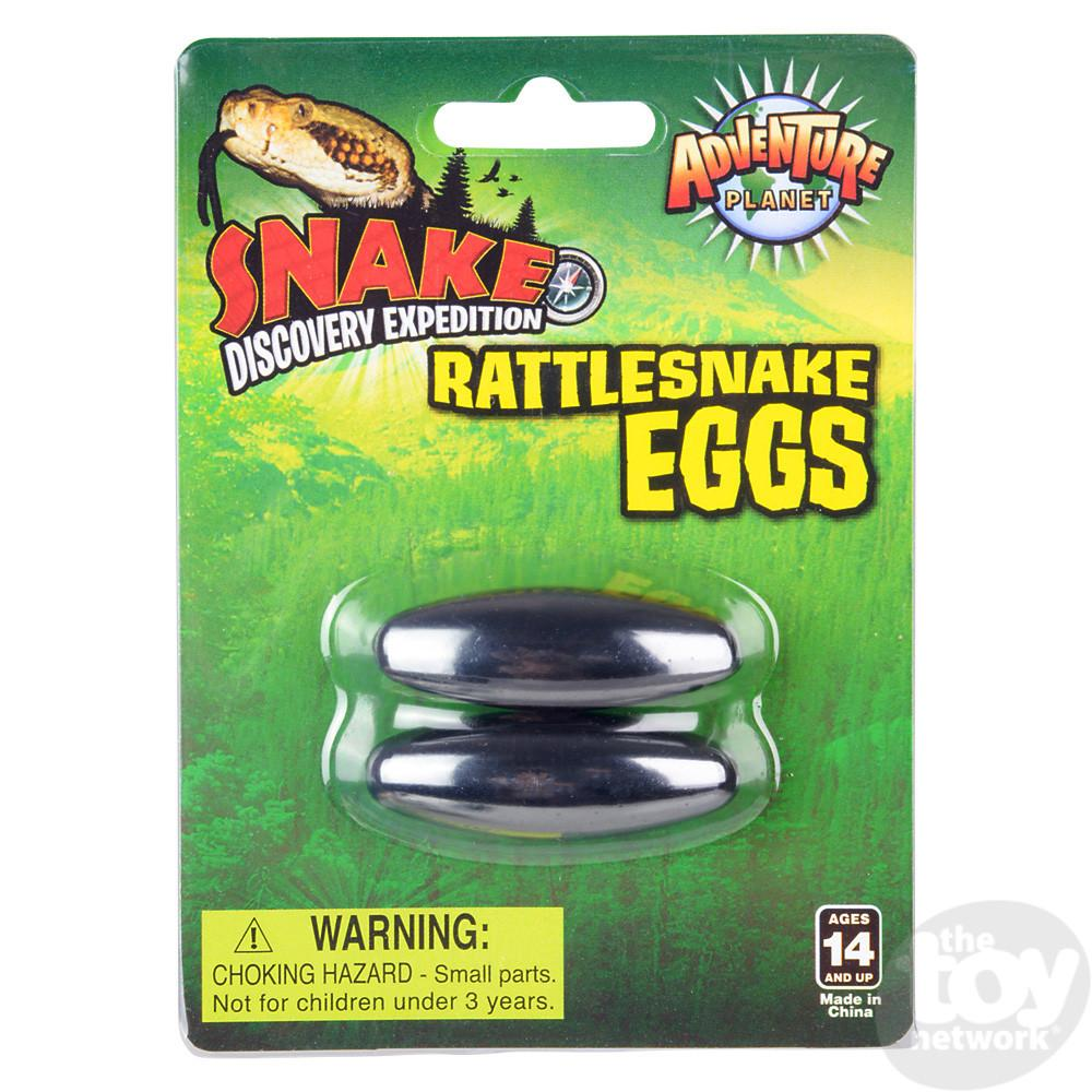 Magnets Rattle Snake Eggs 1.75in