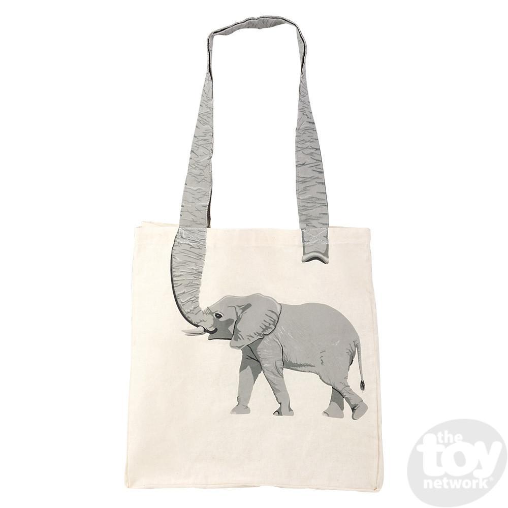 Bag Eco-Friendly Canvas Elephant