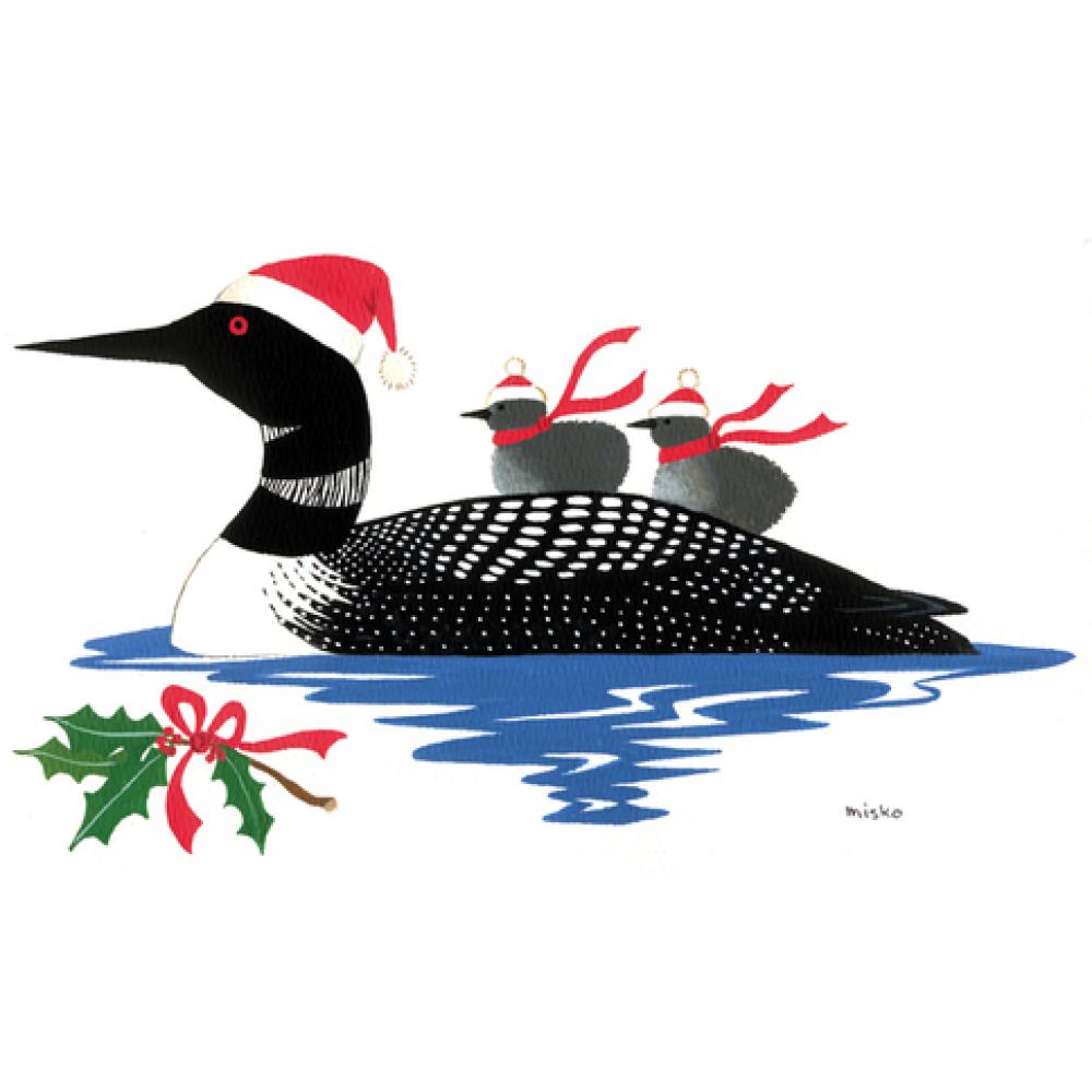 Christmas - Loon