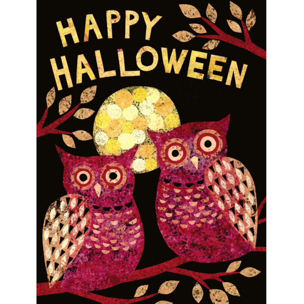 Halloween - Big Moon Owls