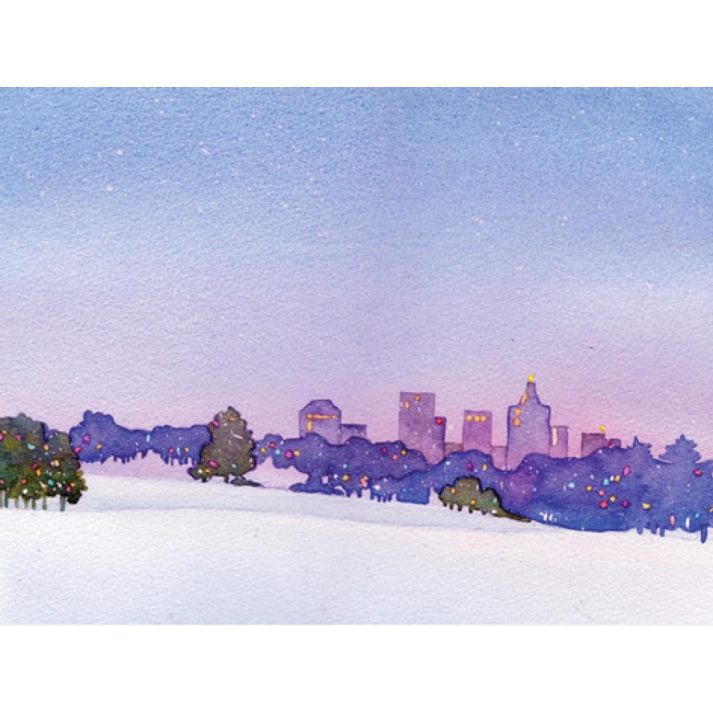 Holiday - City Snow