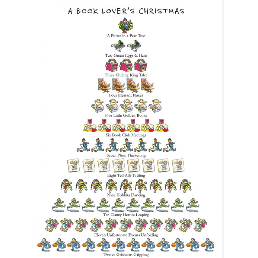 Holiday - Book Lover\'s Xmas