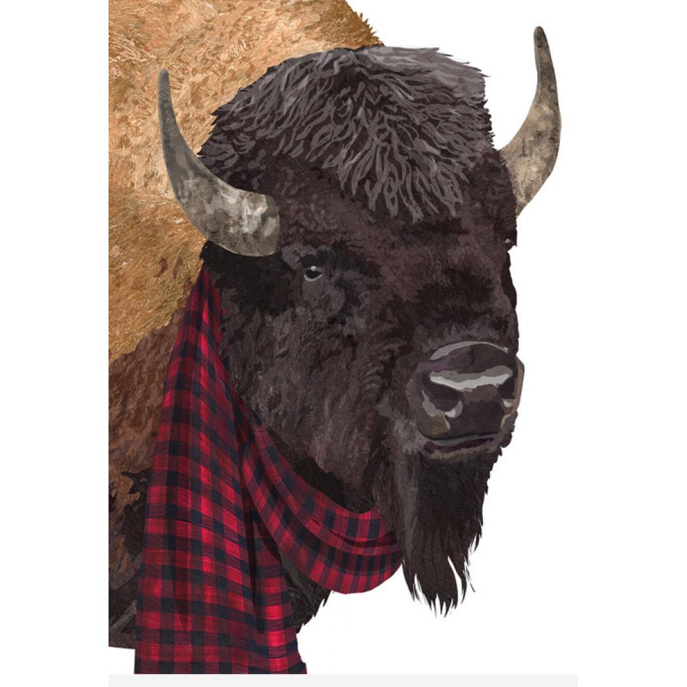 Holiday - Buffalo Check