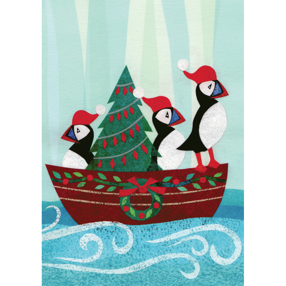 Holiday - Puffins Boat