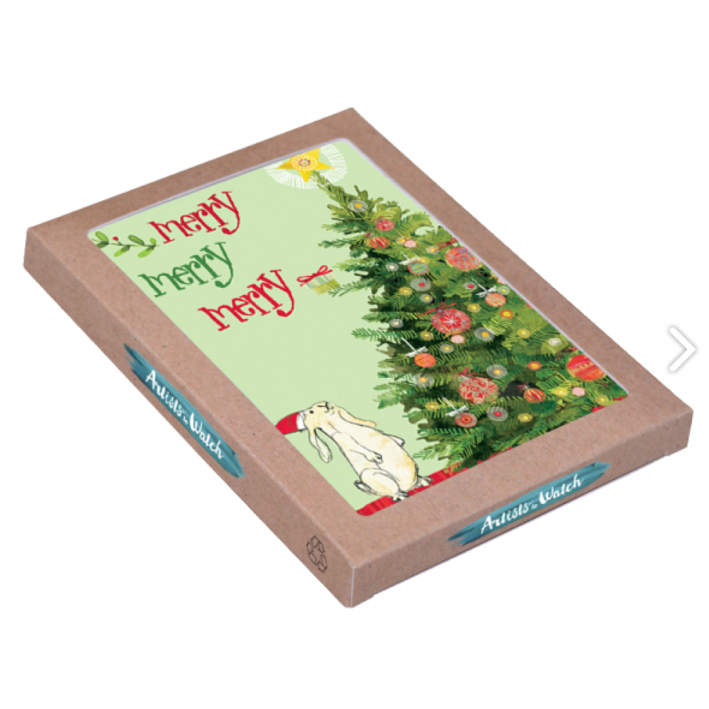 Holiday Boxed Card - Merry Everything