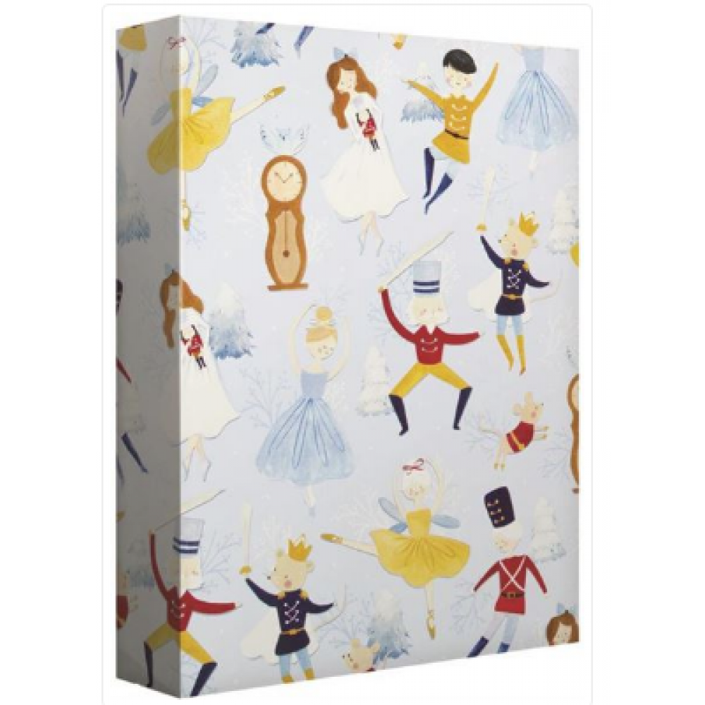 Gift Wrap - Jumbo - Sugarplum Christmas