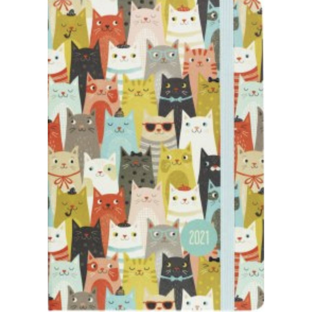 Planner - Cats