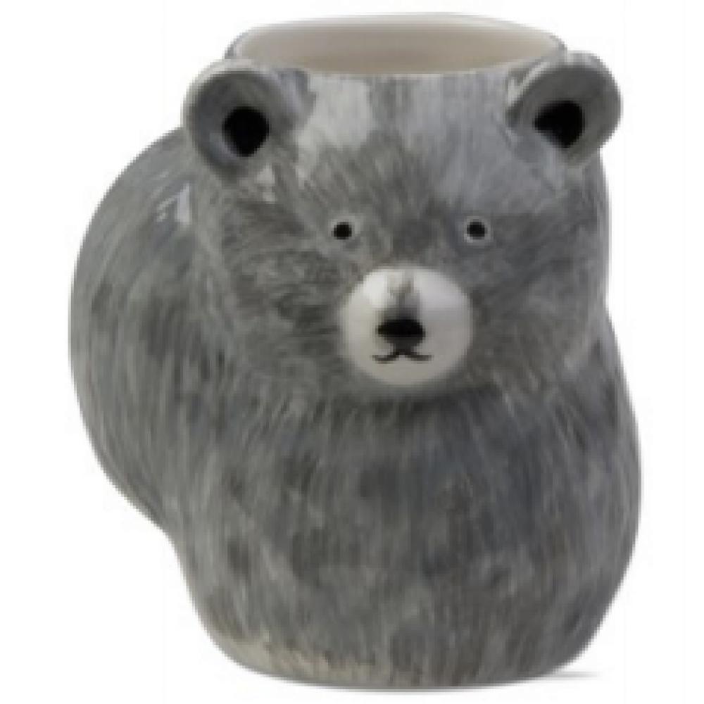 Bear Sketch Hand Warmer Mug