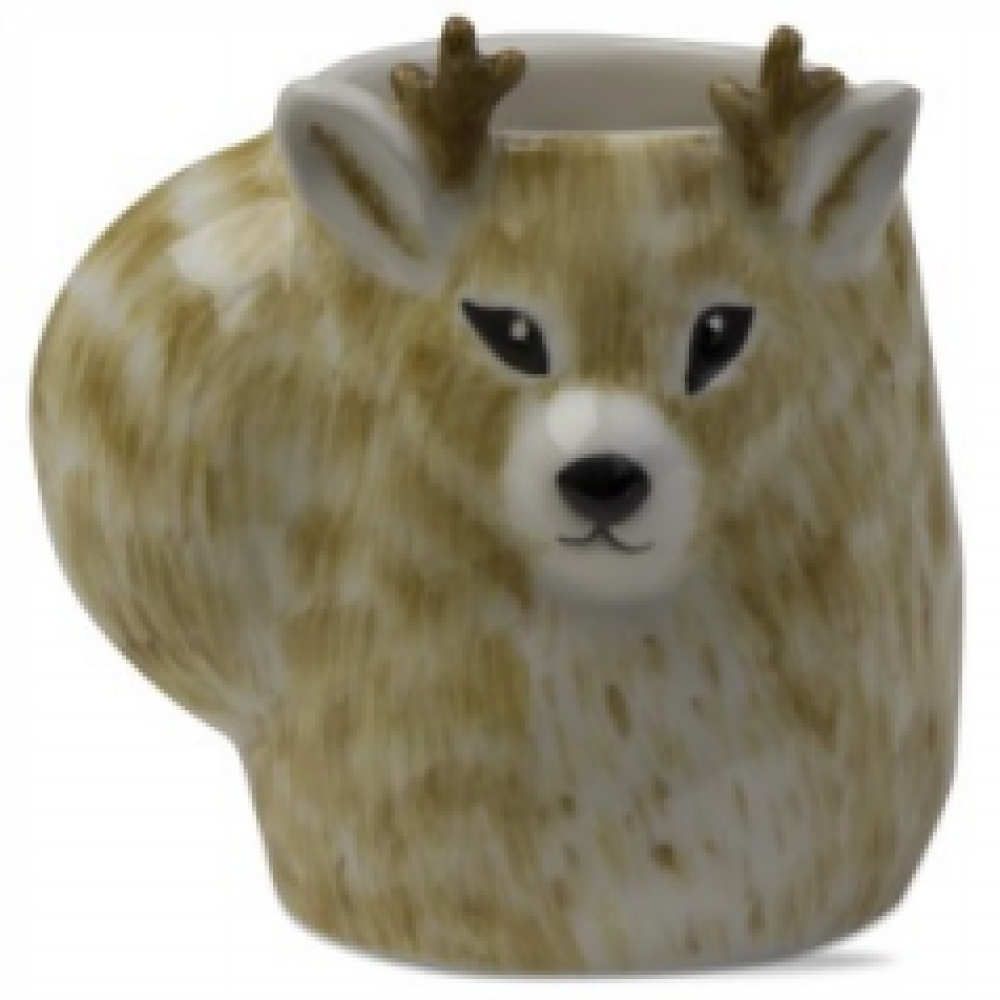 Deer Sketch Hand Warmer Mug