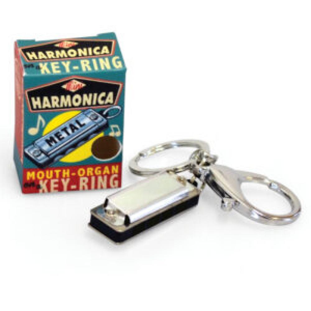 Harmonica Mini Keyring