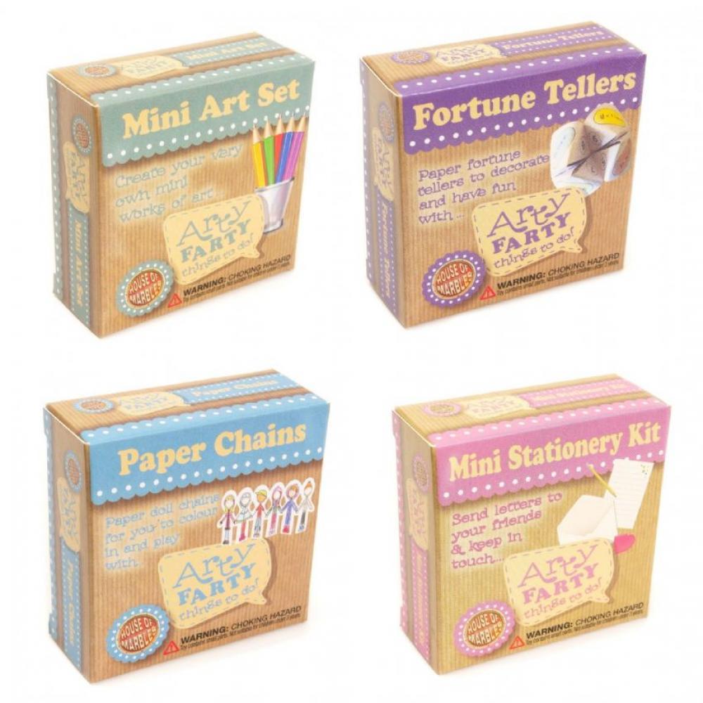 Kits Arty Farty Mini Kits 4 Style Available