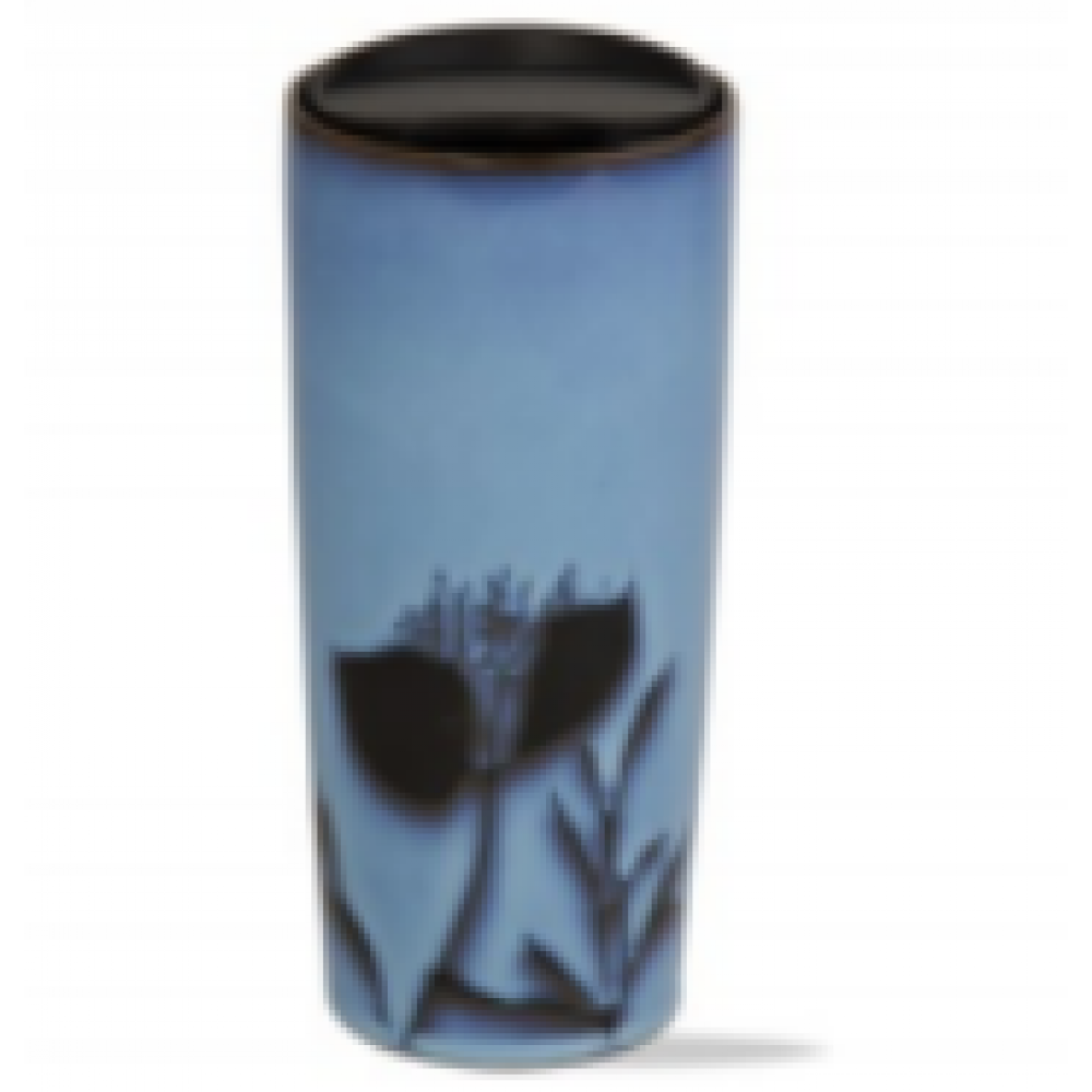 Travel Mug - Blue Multi Sprig