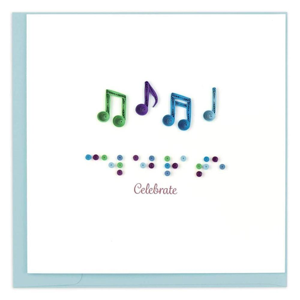Any Occasion - Quilling - Braille Celebrate